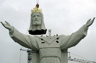 La cabeza fue puesta el 6 de noviembre en Swiebodzin.