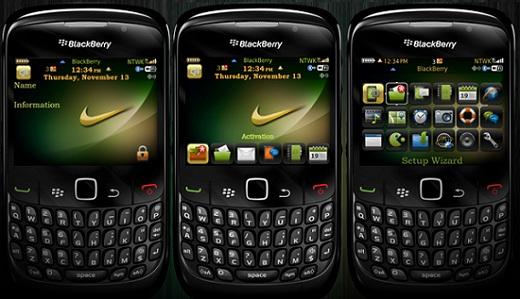 Descargar gratis temas para BlackBerry Curve 8520 | Blog Hispano